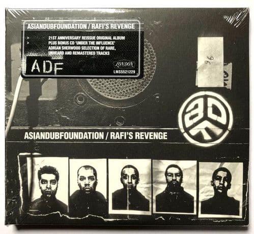 Asian Dub Foundation<br>Rafi's Revenge